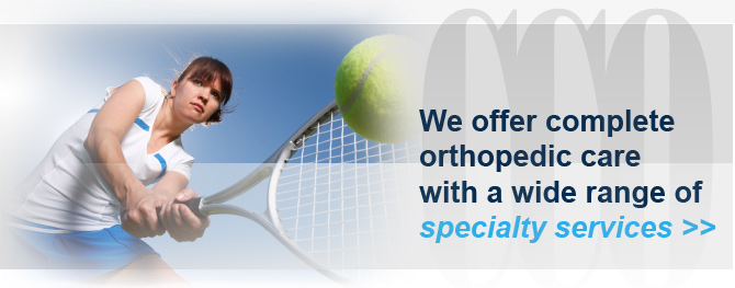 Central Coast Orthopedic Services